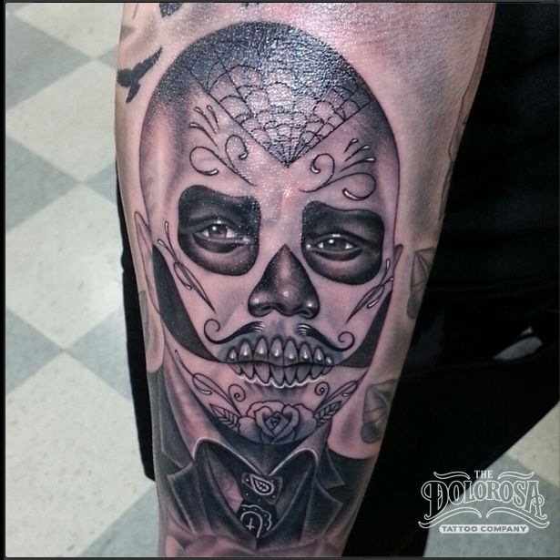 Use the form below to delete this Dia De Los Muertos Day Of The Dead Tattoos image from our index. Description from tattoodonkey.com. I searched for this on bing.com/images