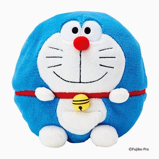 Doraemon -- rollable blanket ( ◠‿◠ ) サンリオのグッズ「ドラえもん クッションブランケット」をご覧ください。