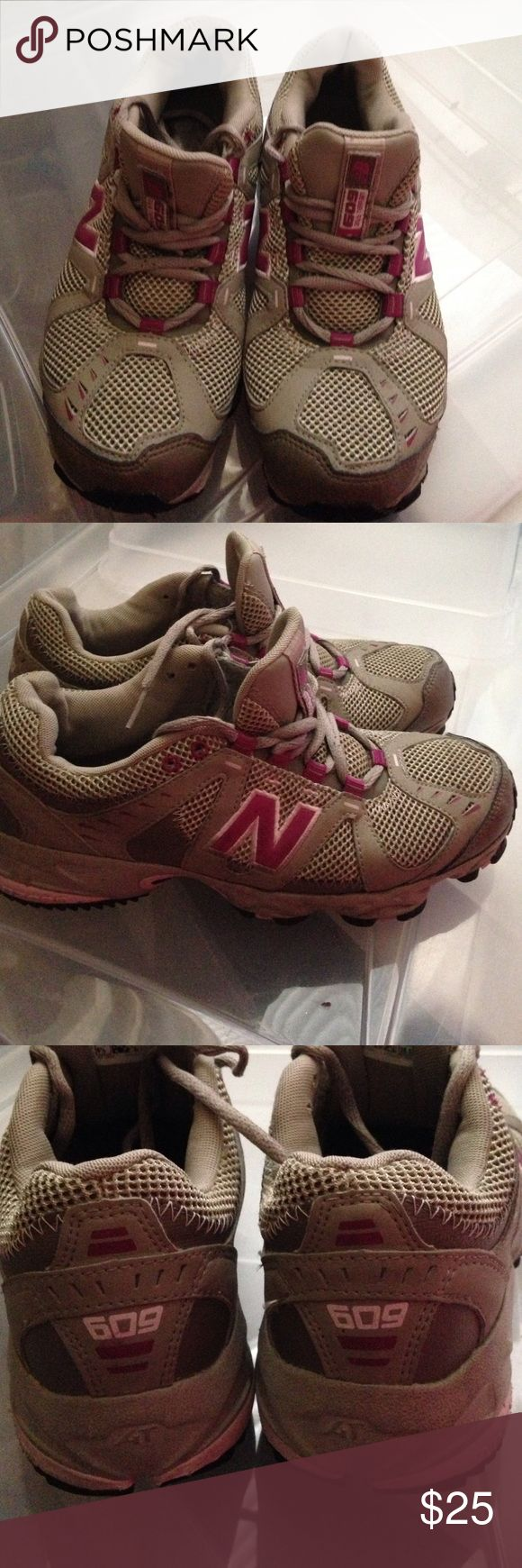 New Balance 609 Terrain Great shoe for workouts New Balance Shoes Athletic Shoes