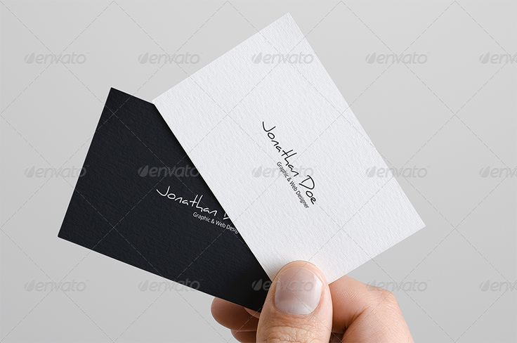 Minimal Business Card Vol.1