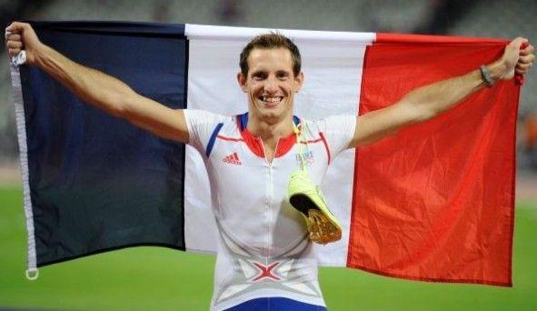 L'Equipe de France Olympique aux JO de Londres 2012 - CNOSF