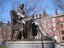 William Lloyd Garrison - Abolitionist, journalist & suffragist for women in 1870's. Courageous man
