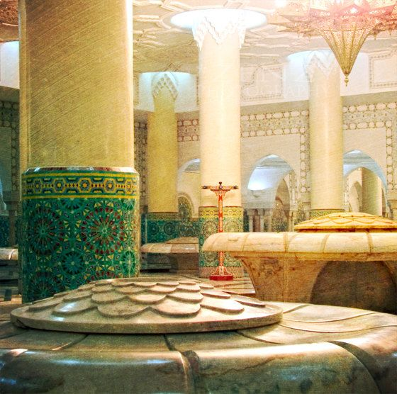 Morocco Travel photography architecture photo by ZenaZeroArtStudio