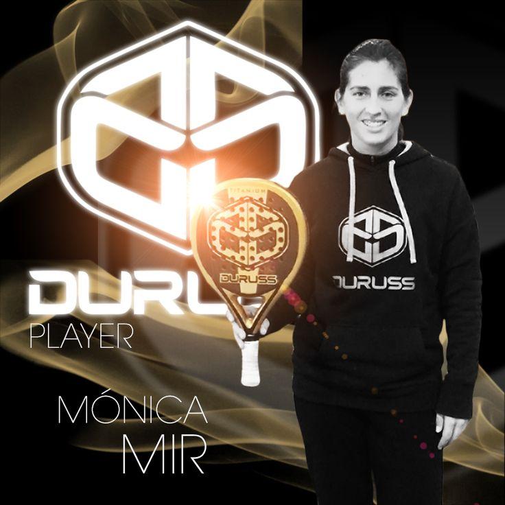 #MonicaMir #Durussteam, #Durusspadel #Duruss , #padel www.duruss.com