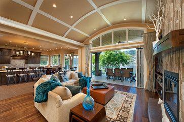 Mallett - traditional - living room - vancouver - Bill Daniels . DesignerWR Daniels design Corp
