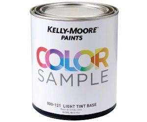Wow! There is still time to get your Free Paint!   You can still grab a Free Kelly-Moore Paints Color Sample Quart!  How cool is that??!! There must be a door or a wall that you would just love to add some color to or maybe even a dog house or two!  Just complete the form and print your coupon to get your Free Quart sized color sample of Kelly-Moore Premium Paints! Just redeem at a local Kelly-Moore Paints retail location. This offer is valid at participating Kelly-Moore Paints retail…