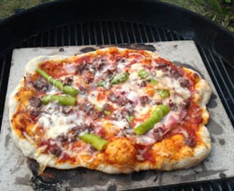 Verdens bedste ultimative autentiske Pizzadej