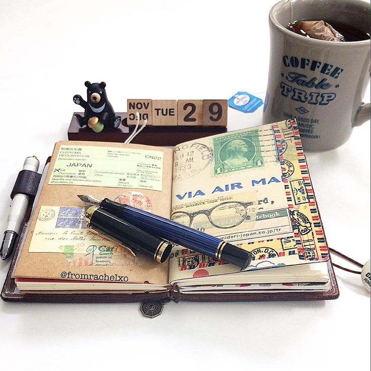 Teatime #twinings + passport TN