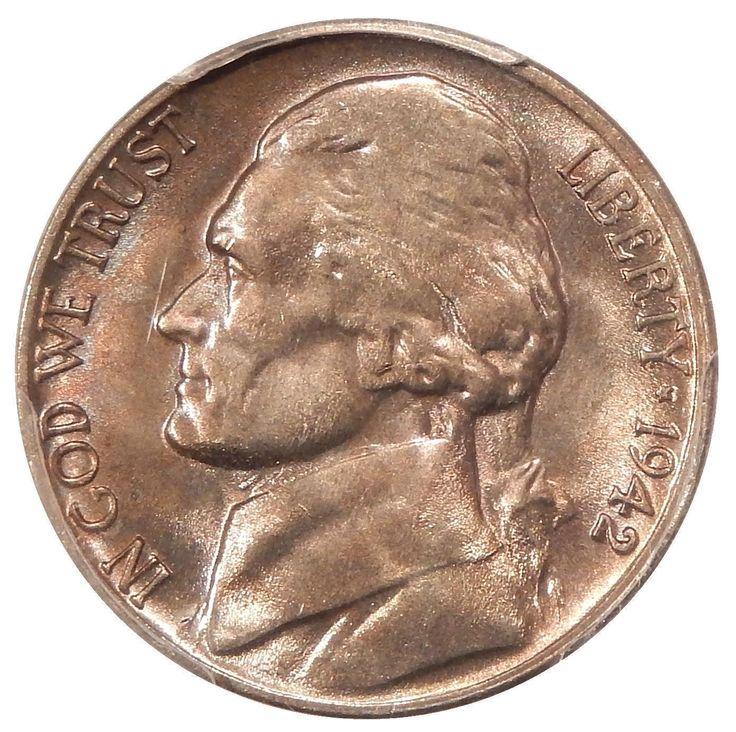 1942 Jefferson NickelAsking Price: $16,999.95 Photo credit: eBay  via…