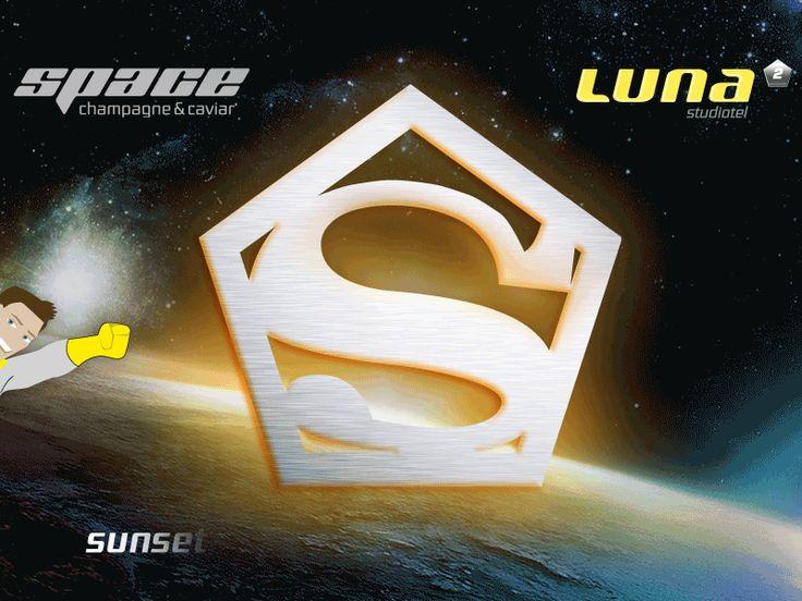 Sunset – Space – Super-funk Saturday at Luna2 studiotel #Bali