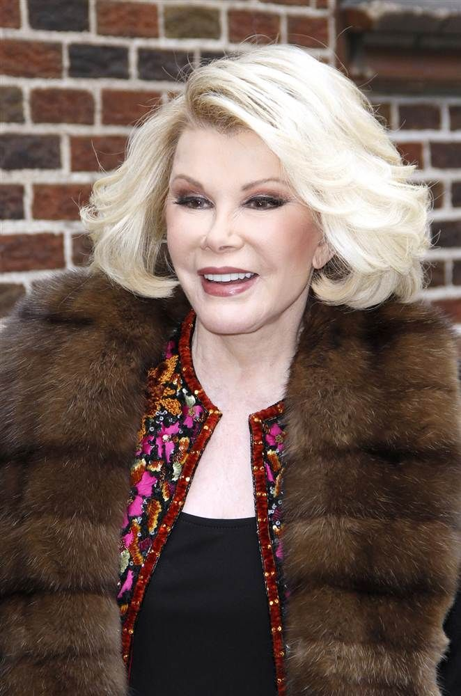 joan rivers hair style 17 best images about joan rivers on joan 1442