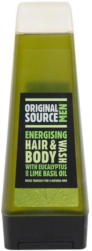 Original Source Shower Gel 250ml Eucalyptus & Lime Basil Oil Buy Online at Best Price in India: BigChemist.com