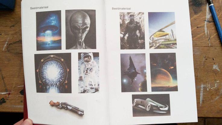beeldmateriaal -ufo -alien -portaal -astronaut -futuristisch geweer -robot -futuristische voertuigen -ruimteschip -andere werelden -futuristische auto