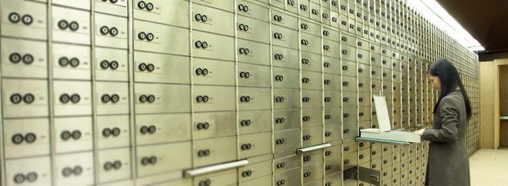 how to make a deposit safe