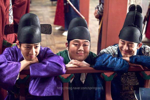 """Yoo Ah In in """"Jang Ok Jung, Live by Love"""" (2013)"""