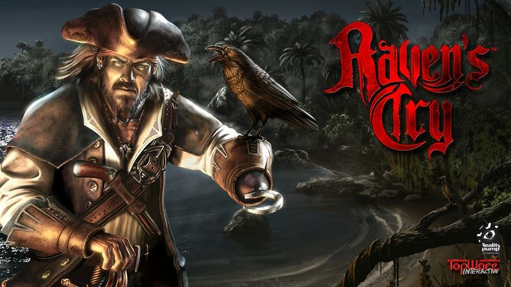 Raven's Cry Download! Free Download Action Adventure, Role Playing and Open World Video Game! http://www.videogamesnest.com/2015/10/ravens-cry-download.html #games #ravenscry #pcgames #videogames #pcgaming #gaming #action #adventure #pirates #rpg