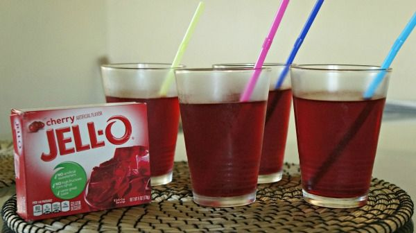 Looking for kid friendly April Fools Day jokes? We're sharing one of our favorite funny pranks for kids, Jell-o disguised as fake juice!