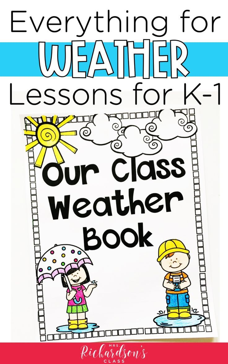 All About Weather Weather Activities Helpful Printables Kindergarten Science Lesson Plans Weather Lessons Kindergarten Science Lessons [ 1177 x 736 Pixel ]