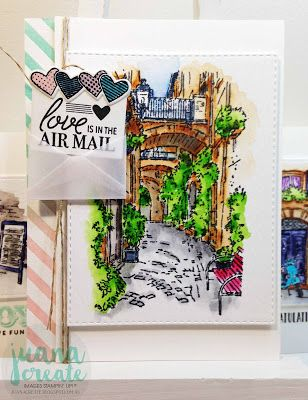 Juana Ambida Independent Stampin' Up!® Demonstrator Australia: Mediterranean Moments with Suite Sentiments