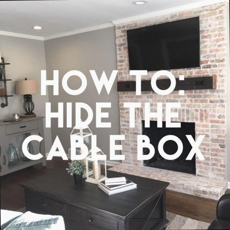 Achtsam Grau Wie Verstecken Sie Die Kabel Box In 2020 Kabelbox