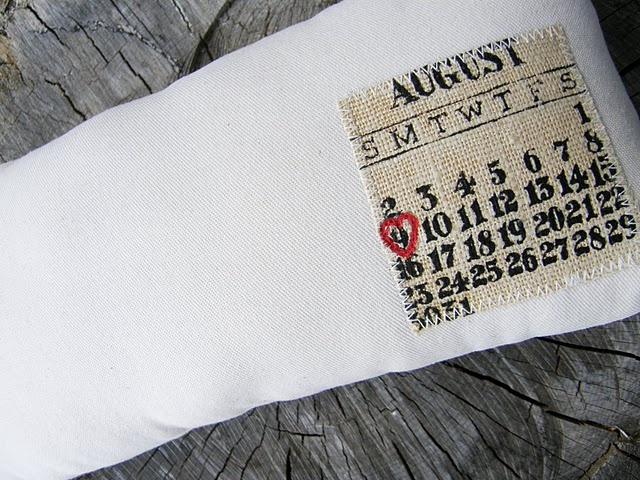 Anniversary Pillow Anniversary Pillow Easy Sewing Pure