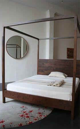 17 best ideas about four poster beds on pinterest bed with curtains 4 post bed and canopy bed - Poster bed canopy ideas ...