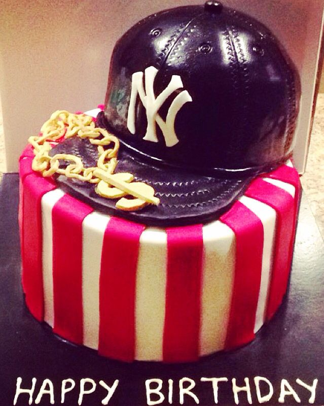 Gangsta cake! Add me on Instagram @thecakekeeper for more!