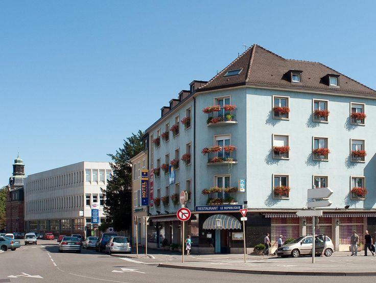 hotel campanile place bastille paris