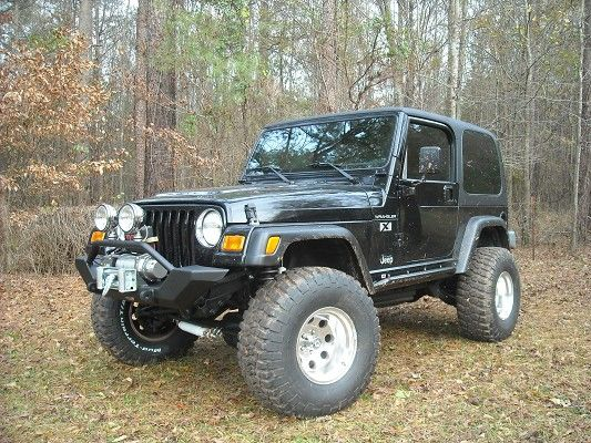2002 lifted jeep wrangler - Bing Images