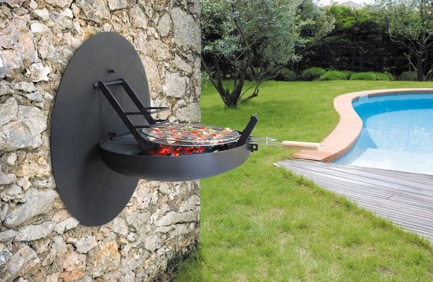 This is one pretty cool Braai or BBQ as some would call it!