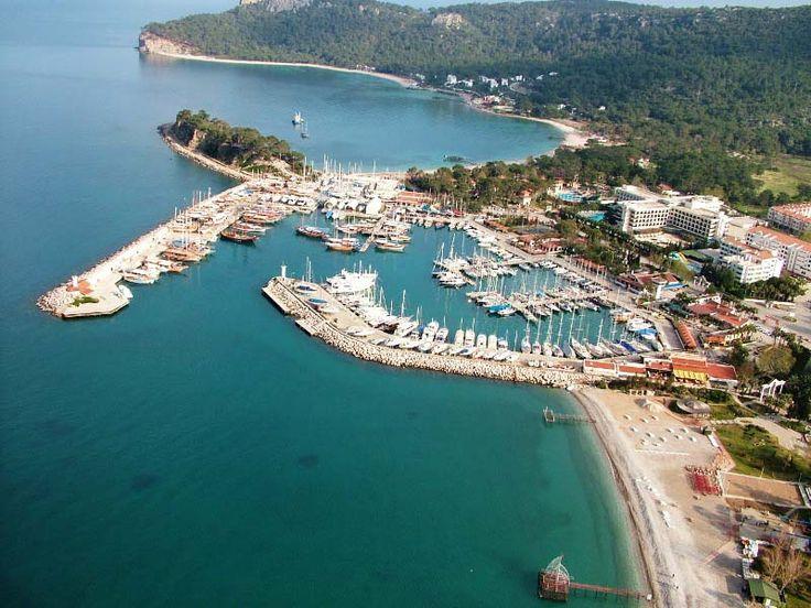 Kemer, Marina, Antalya, Türkiye