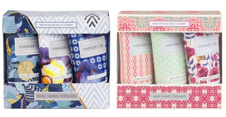 Free Giveaway: Heathcote & Ivory Hand Cream Gift Set - Expert Home Tips