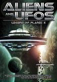 Aliens and UFOs: Legend of Planet X [DVD] [2015], 28087915