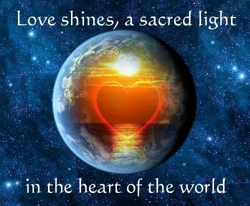 42 best images about love heart energy on pinterest for World love images