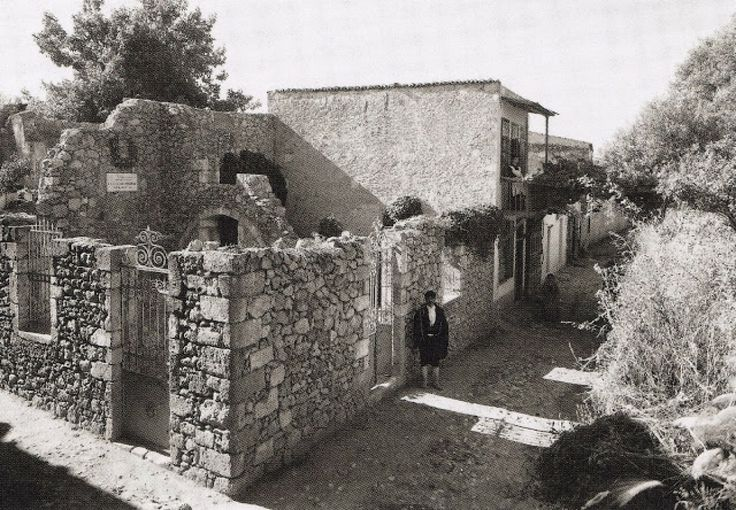 Σπίτι Βενιζέλου Μουρνιες 1910