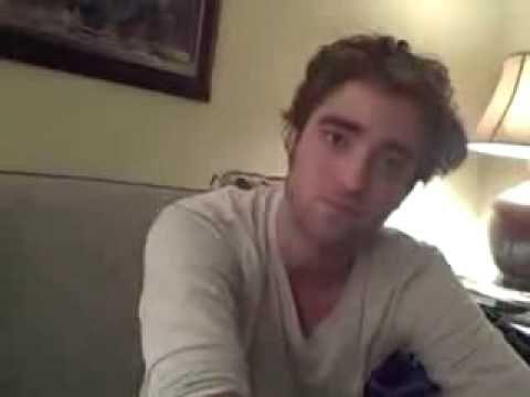 Robert Pattinson Interview Part1 2008 Larquita