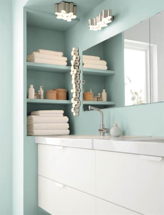Find This Pin And More On Bathroom Remodel Storage