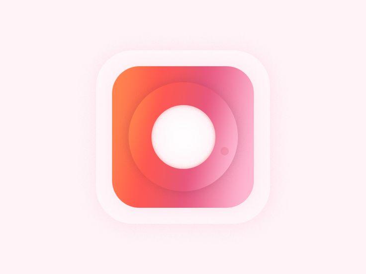 Circle App Icon by Jirka Závora