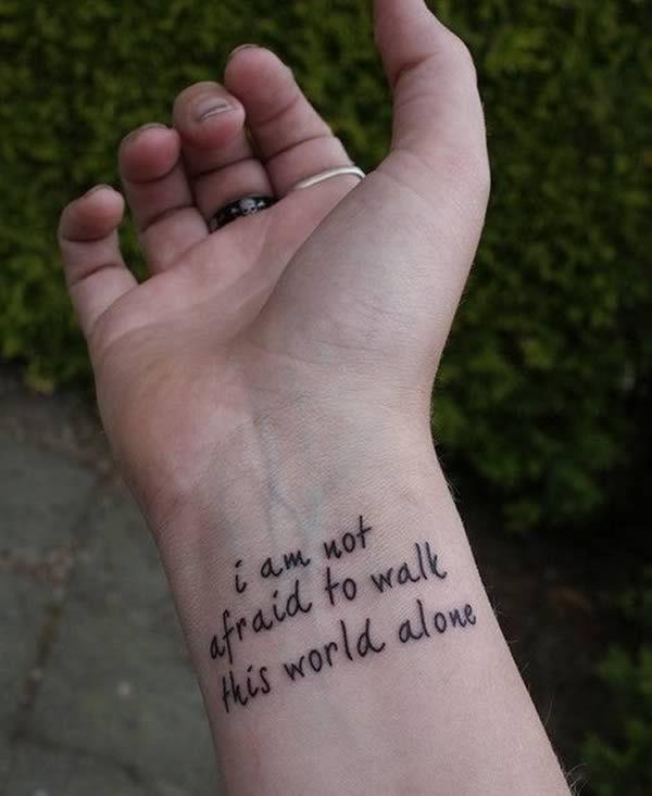 13 Awesome Divorce Tattoos - ODDEE
