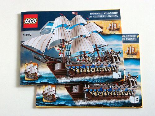 LEGO 10210 Instruction manuals | Flickr - Photo Sharing!