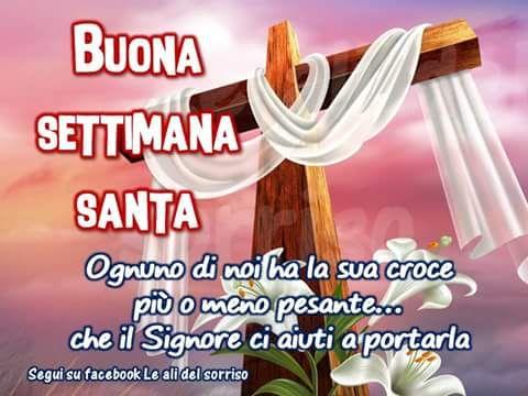 Chiesa di San Lorenzo: Buona Settimana Santa!!!