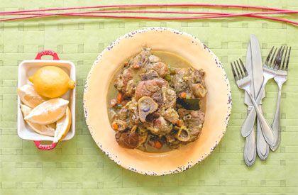 L'osso buco de porc au citron de Stefano Faita est une autre savoureuse façon de cuisiner le porc du Québec en toute confiance!