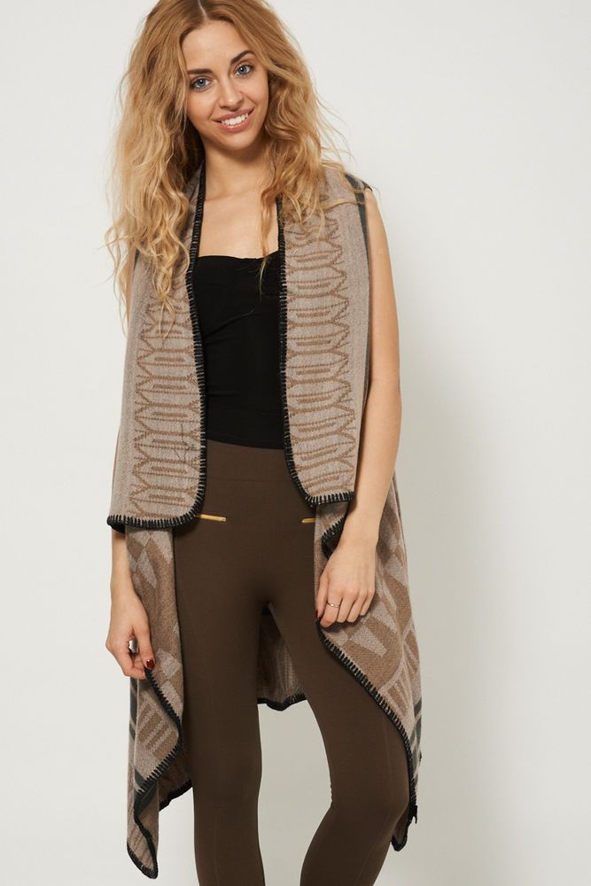WATERFALL CARDIGAN SOFT WARM KNITTED This ones in the sale!!