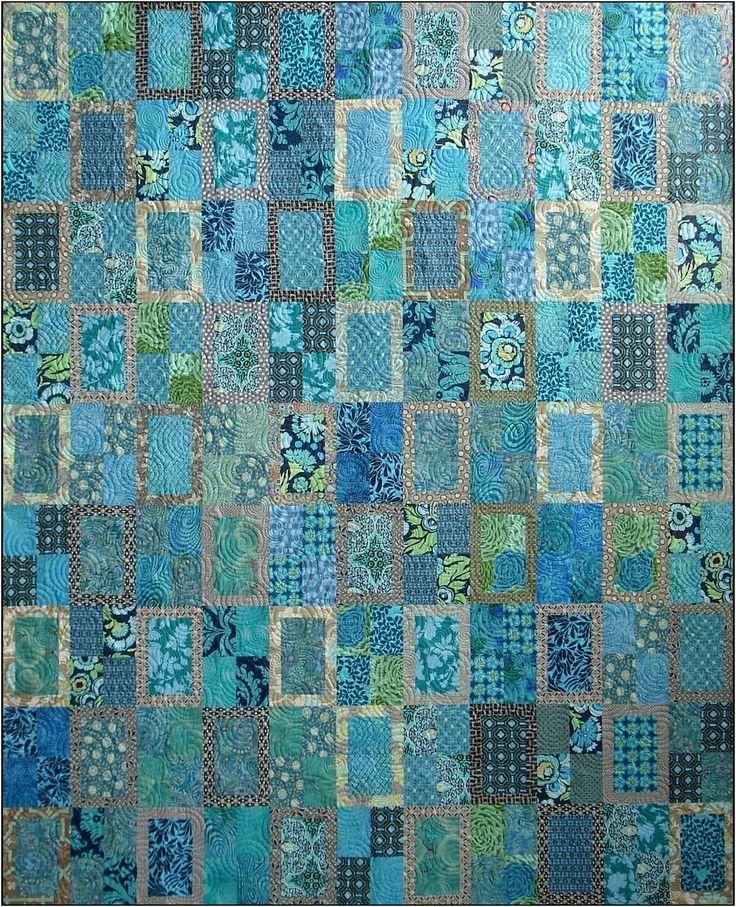 Rear Window by Blue Underground studio - The teal/aqua & gray is yummy
