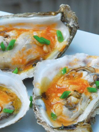 Barbecued Oysters | Edible Piedmont Magazine Harvest 2012