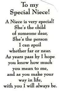 I love each and everyone of my nieces!!