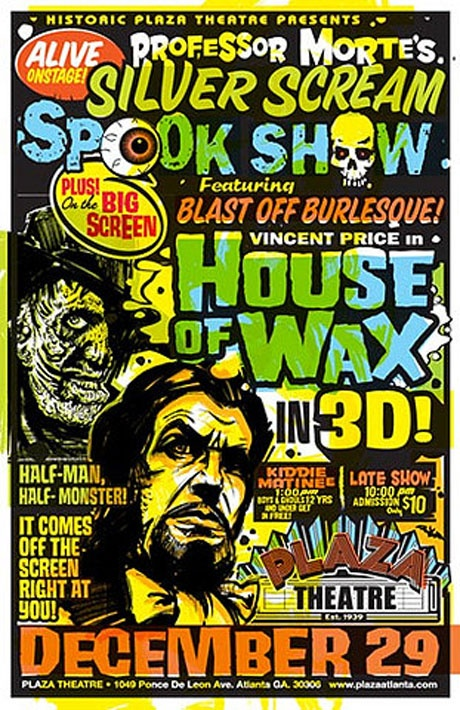 Keeping the Spook Show alive!