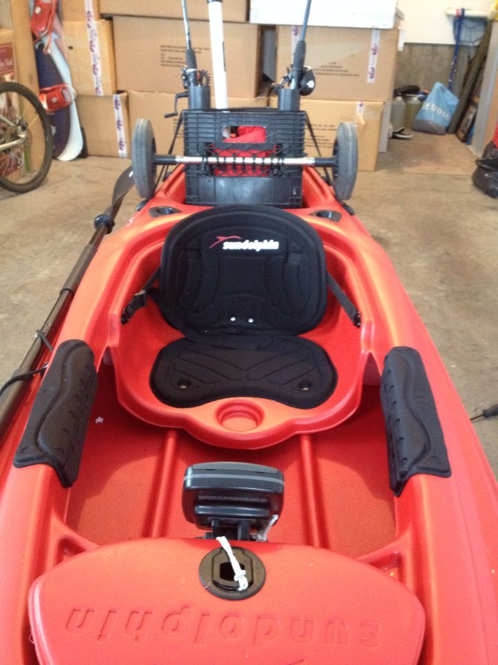 Comfy Kayak Boat Seat Modification Ideas