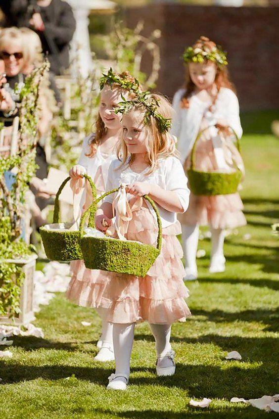 100 'Big' Ideas for 'Little' Flower Girls