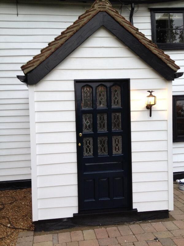 Front Door Painted In Little Greene 39 S 39 Basalt 39 Sent In By Lewis Chaplin Harrington Twitter